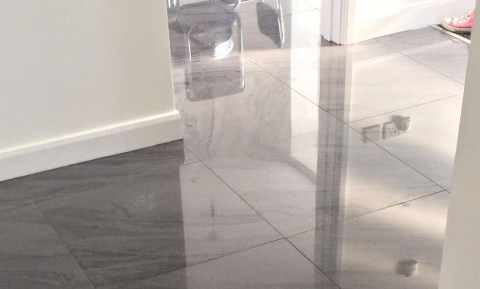 Tiled Floor in Litchfield